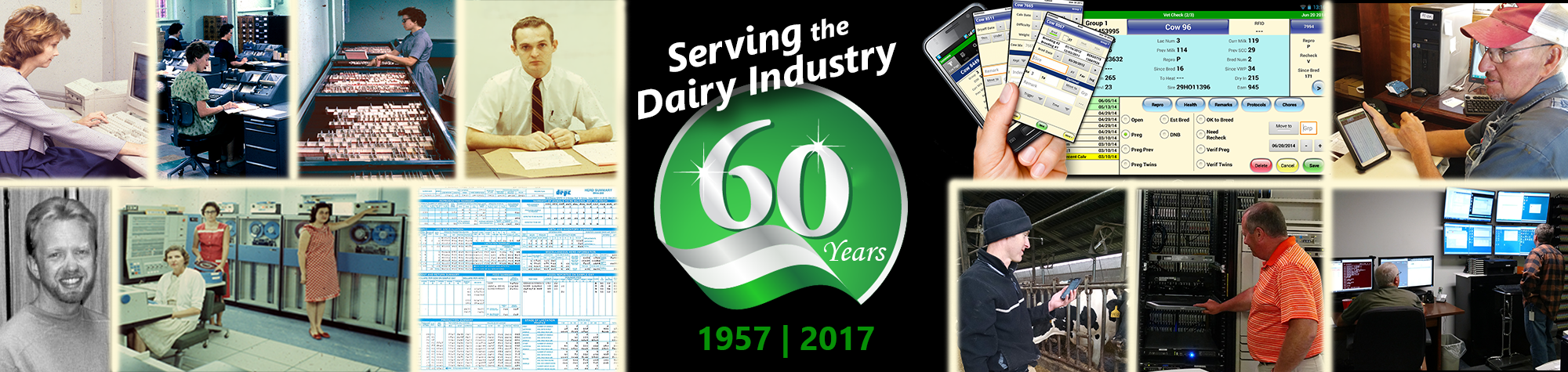 Sixty Years of Service